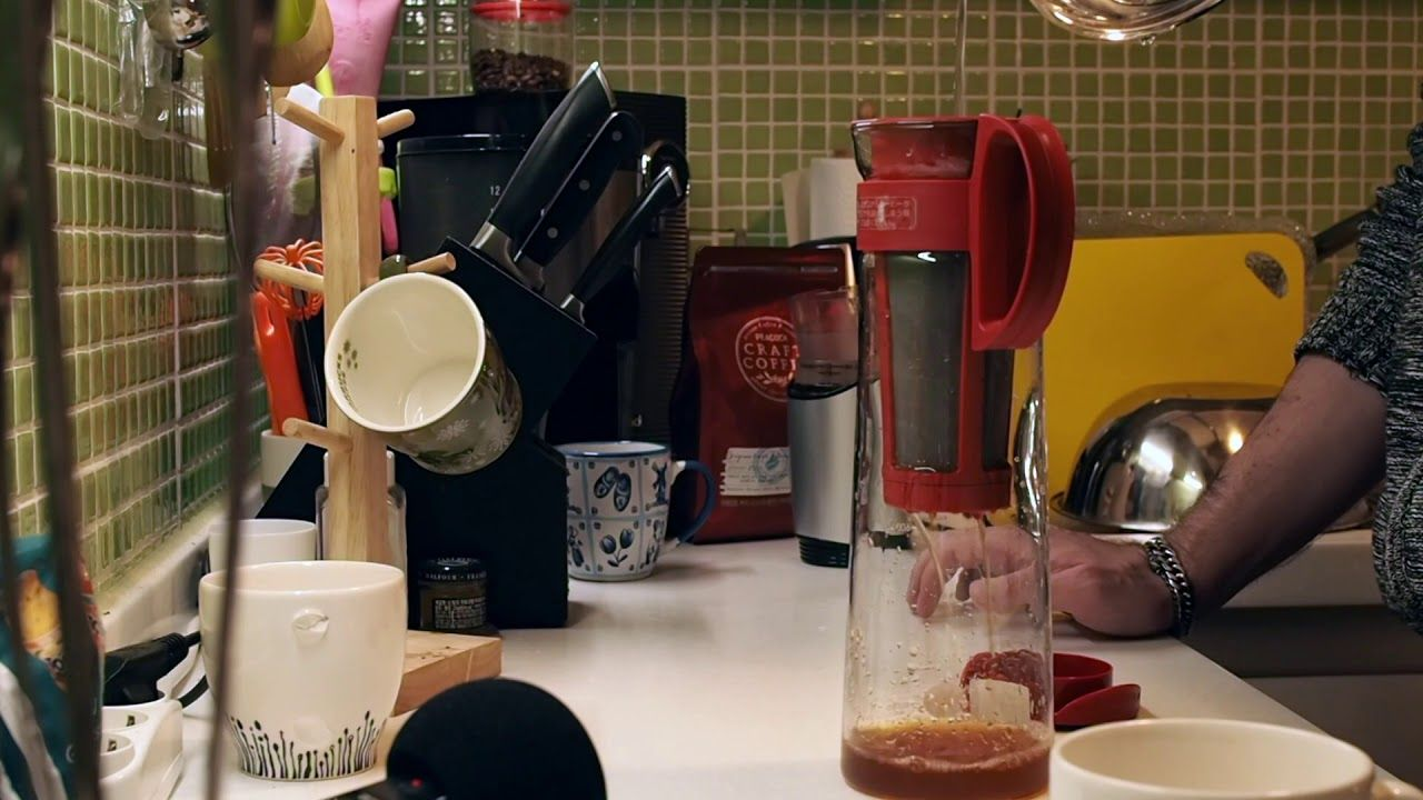 Video: Making Cold Brew Coffee